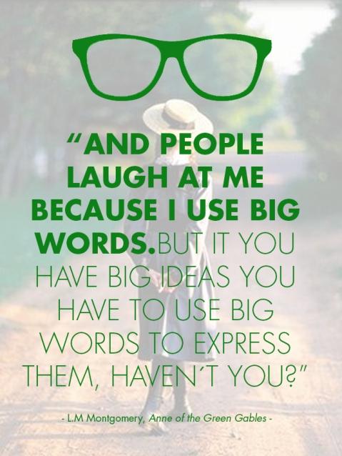 Big Words for Big Dreams